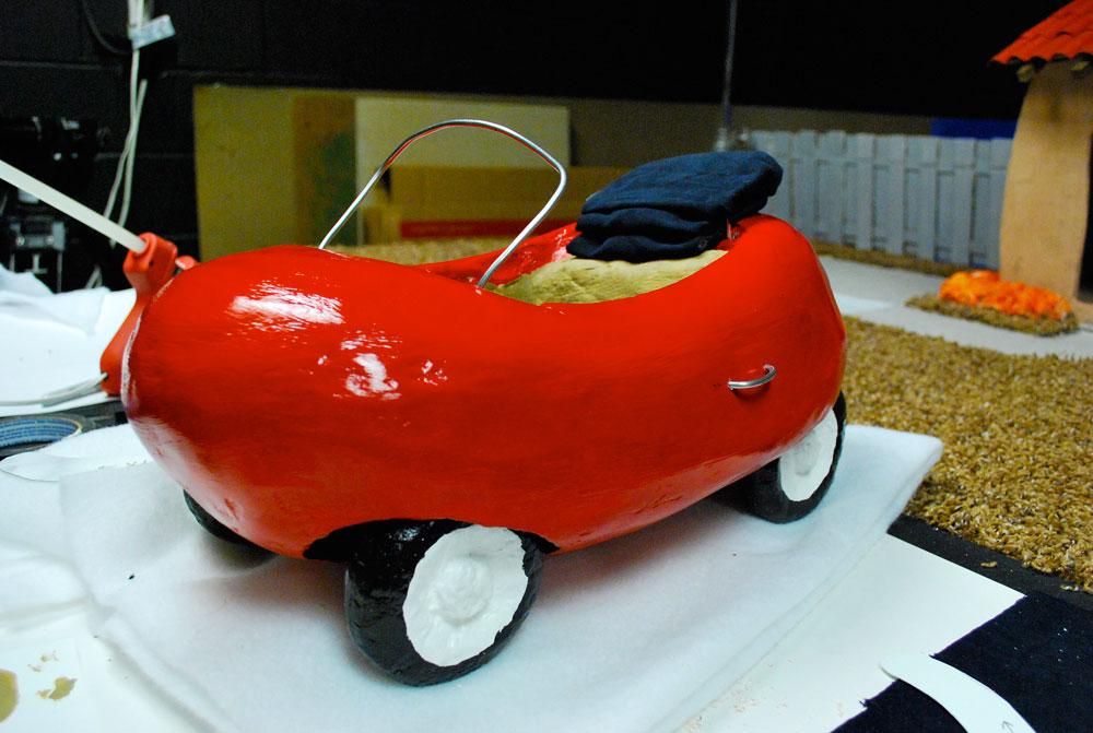 The Bean Car