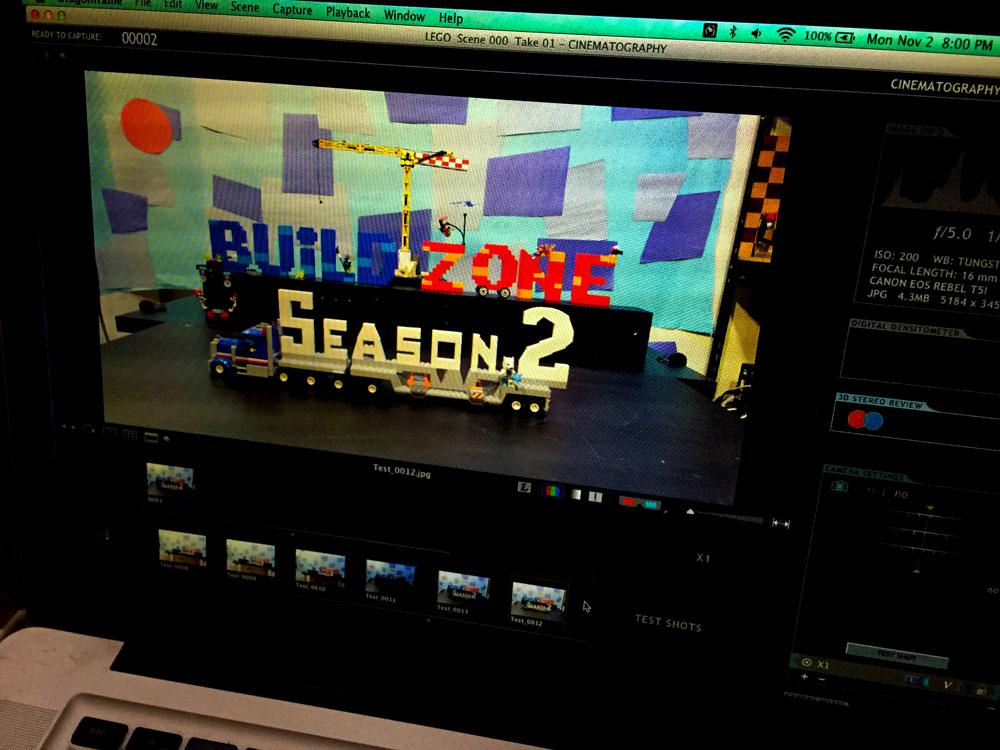 Build Zone Season 2 test shots