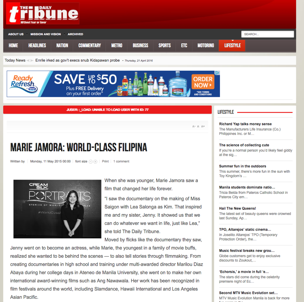 http://www.tribune.net.ph/life-style/marie-jamora-world-class-filipina