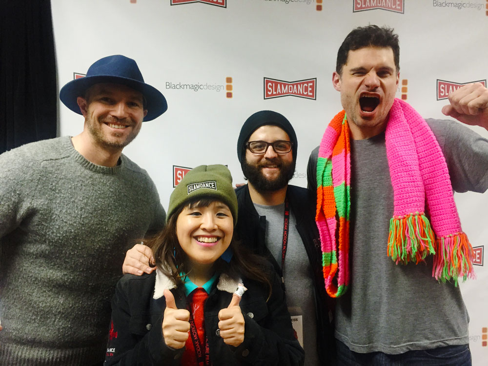 Jason and Marie meet Alex and Flula from Buddymoon!
